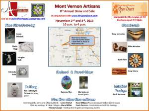 MV Artisans Announcement and Map - final - 2013 (2)